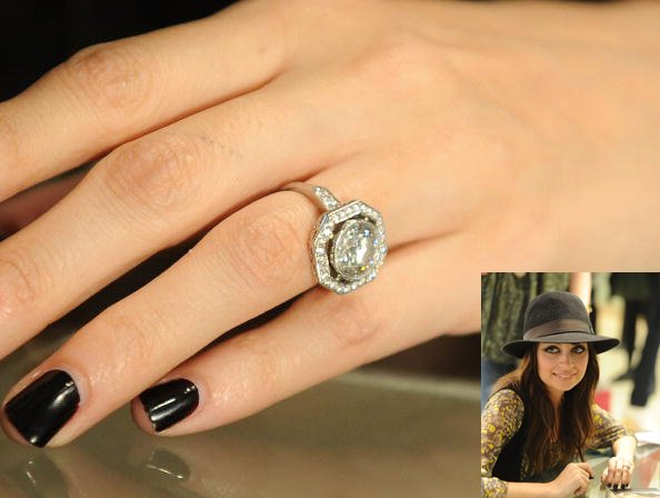 Celebrity engagement rings Dualwarez