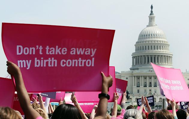 Planned Parenthood found itself under investigation for using federal funds to subsidize abortion services. The nonprofit saw a surge in donations after another nonprofit, Susan G. Komen, pulled funding. (Mark Wilson/Getty Images)