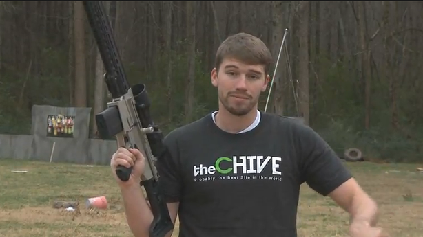 YouTube's Most Popular 'Gun Nut' Found Shot to Death, Surrounded by Guns
