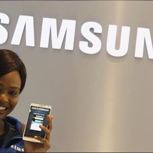 Samsung Plays Catch-up On Software