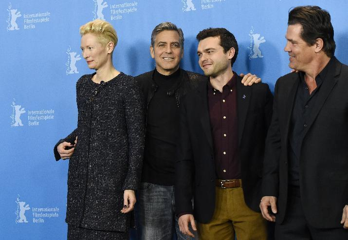 Clooney opens Berlin film fest with spotlight on refugees