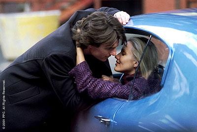 Tom Cruise and Cameron Diaz in Paramount's Vanilla Sky