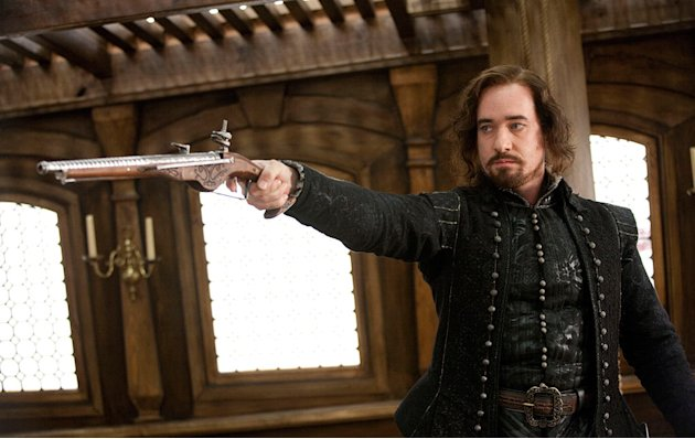 The Three Musketeers 2011 Summit Entertainment Matthew Macfadyen