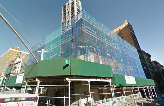 Development Watch: Annabelle Selldorf's Bowery Tower On the Rise