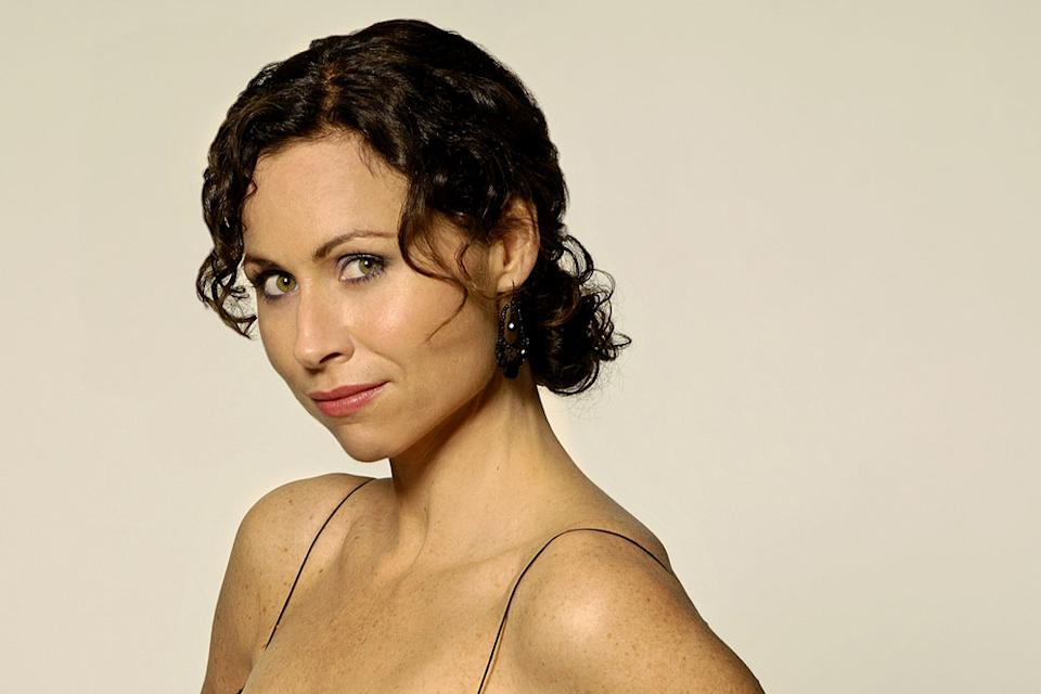 2007 Emmy Awards: Minnie Driver nominated for Lead Actress (Drama) for her role as Dahlia Malloy in The Riches.