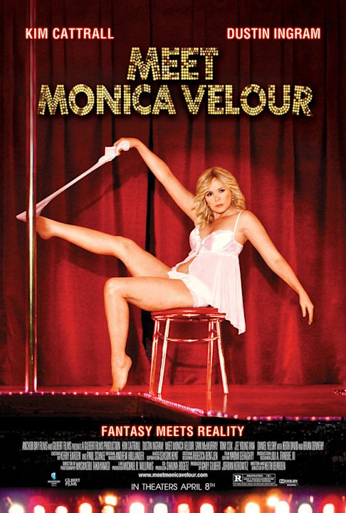 Meet Monica Velour 2011 Anchor Bay Films Poster