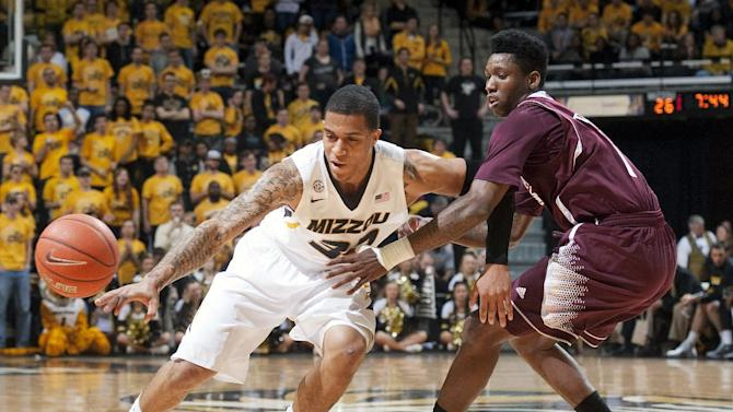 Hot-shooting Missouri whips Mississippi State