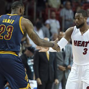 LeBron and Wade back together again?