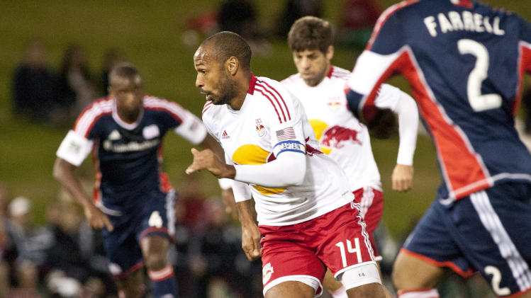 MLS: Preseason-New York Red Bulls vs New England Revolution