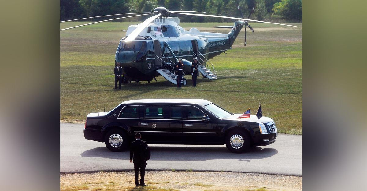 Find Out Why They Call Obama's Limo 'BEAST'