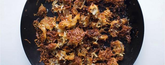 Upgrade breakfast with the crispiest hash browns