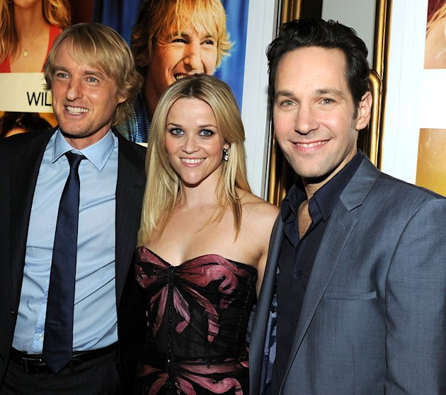 How Do You Know LA Premiere 2010 Owen Wilson Reese Witherspoon Paul Rudd