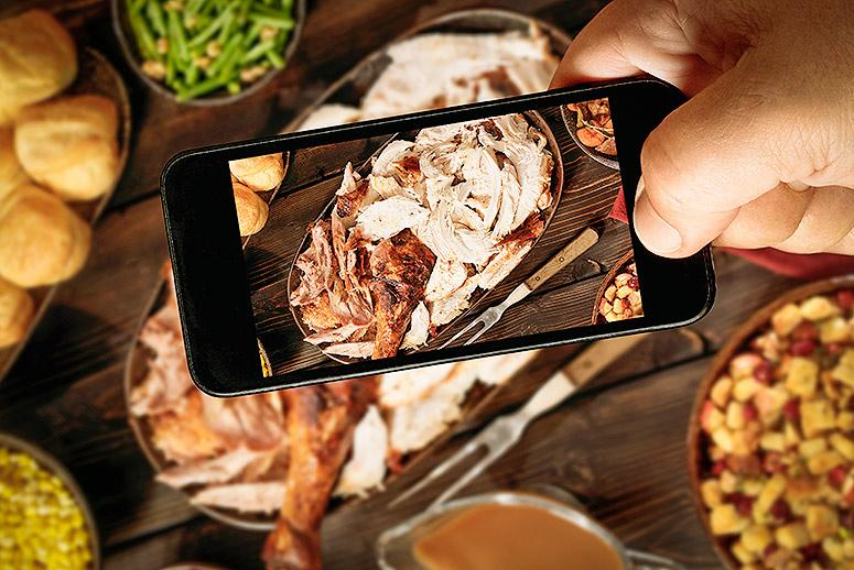 These 8 Apps Can Help You Have a Waste-Free Thanksgiving