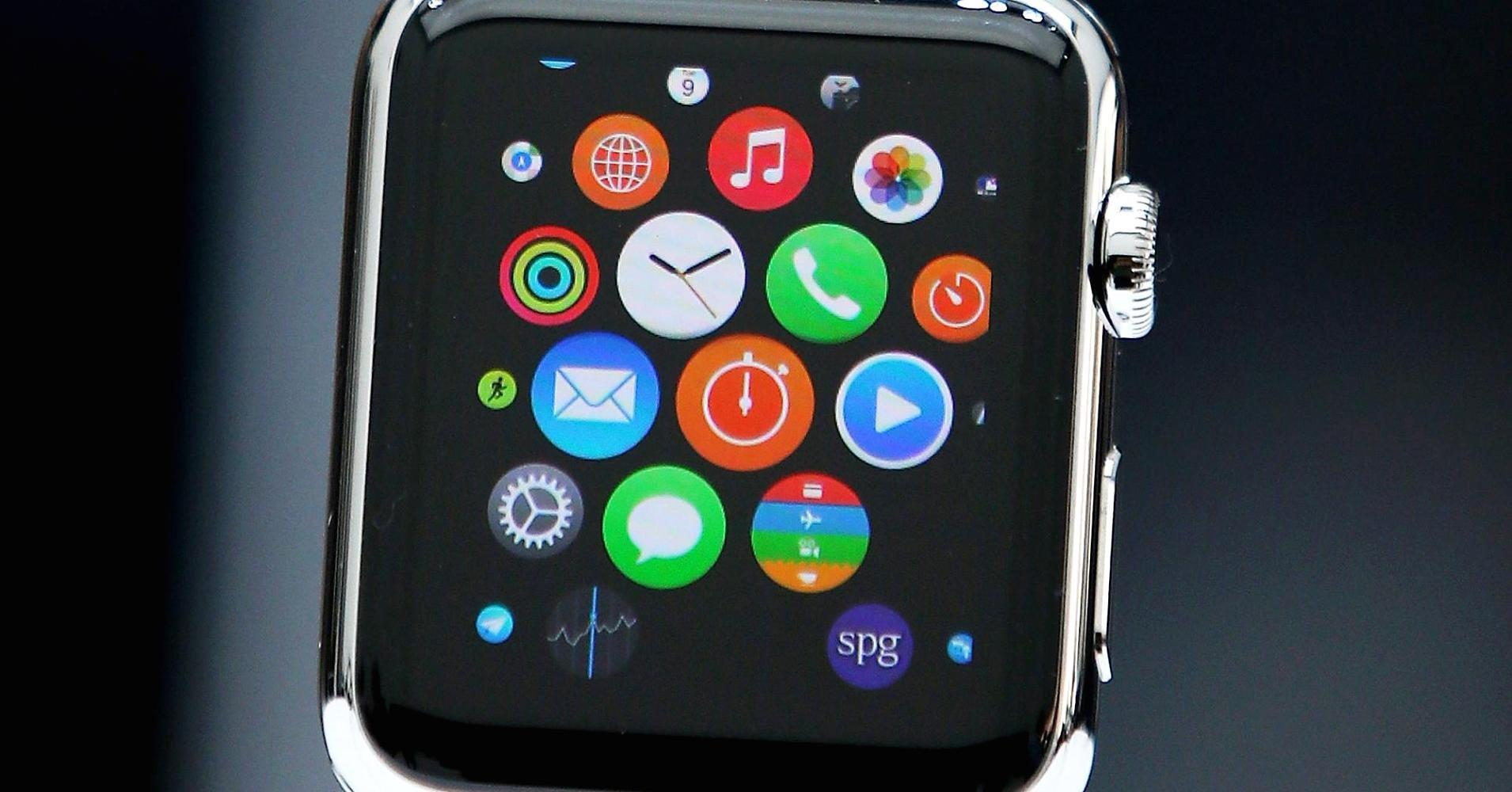 Apple Watch will ship in April: CEO Tim Cook