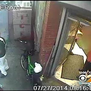 Surveillance Video Shows Man Getting Shot In Face In Brooklyn