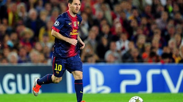 Lionel Messi, pictured, has 'no limits' according to team-mate Gerard Pique