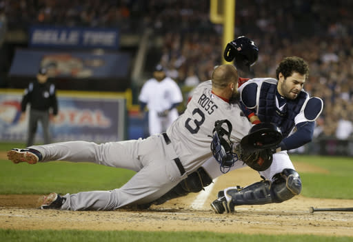 Avila back in Tigers lineup for Game 6 vs. Red Sox
