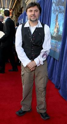 Gabor Csupo , director at the Hollywood premiere of Walt Disney Pictures' Bridge to Terabithia