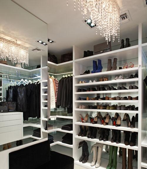 Boutique-Like Closet