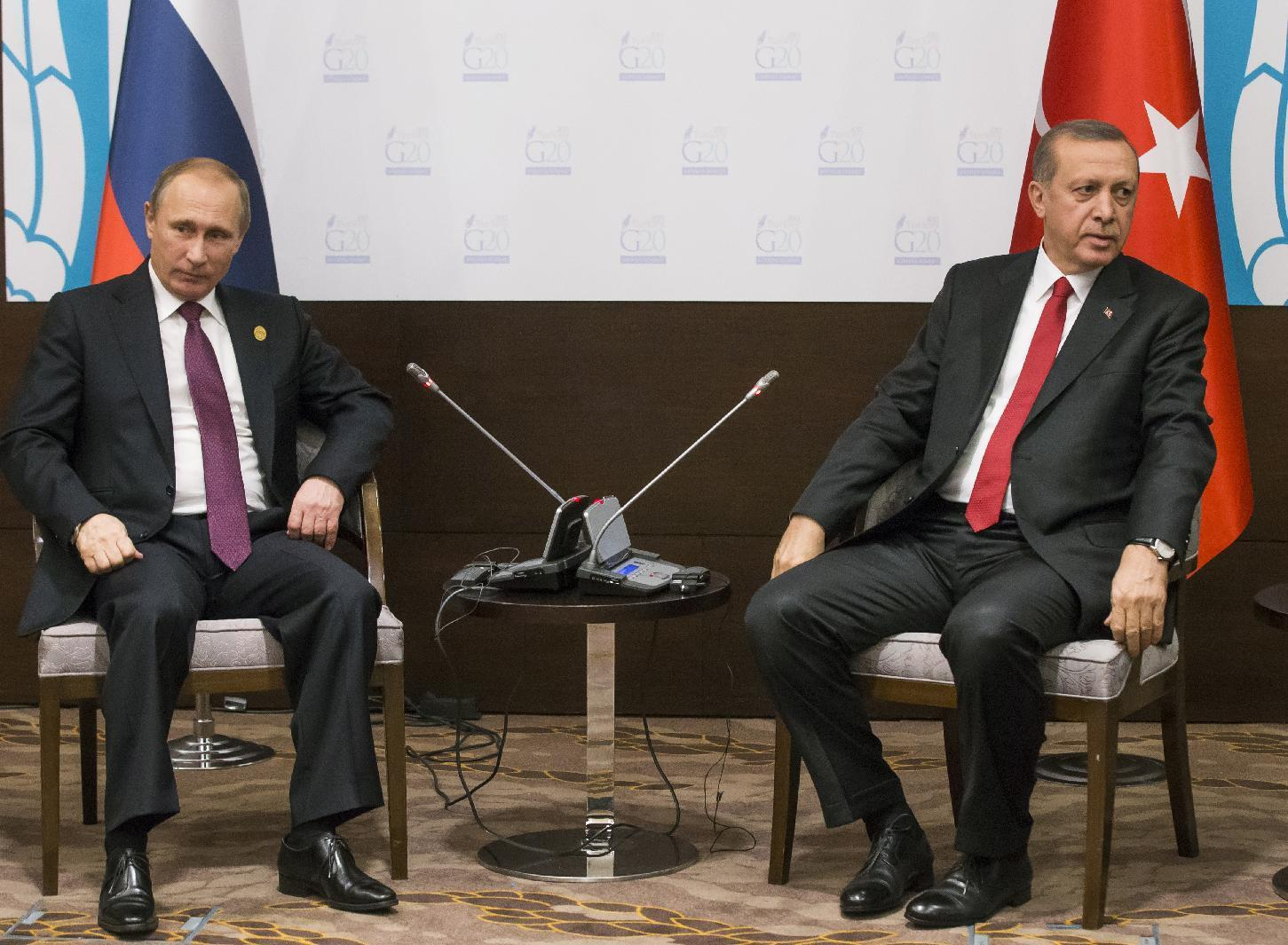 Russia holding up Turkish goods at border as relations sour