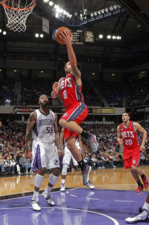 Morrow, Williams lead Nets past Kings, 111-99
