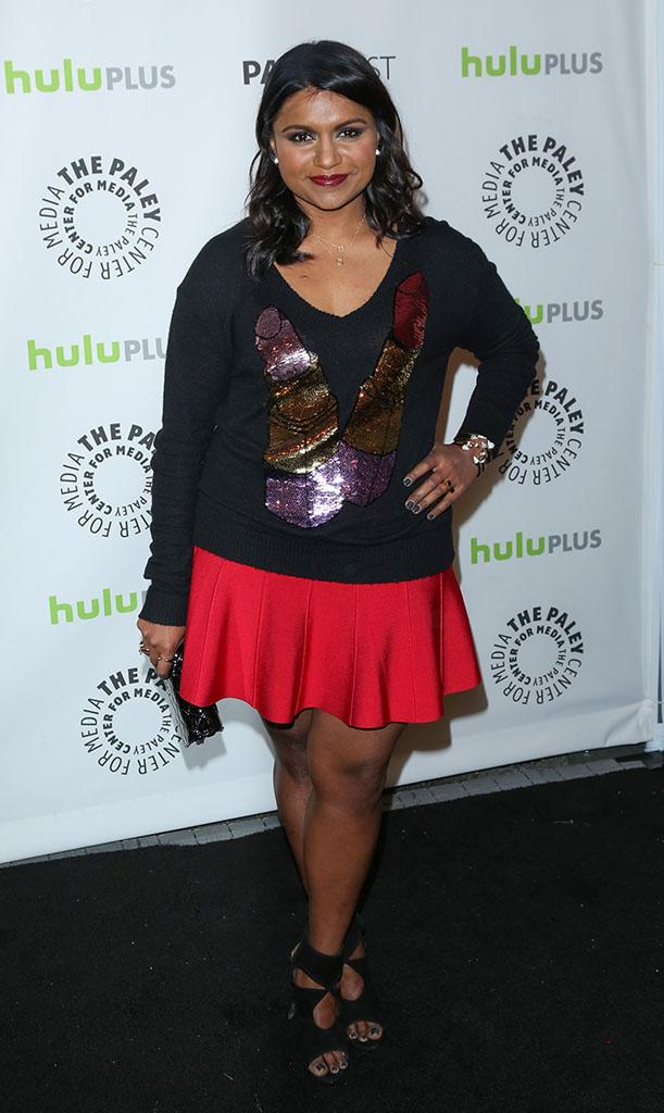"30th Annual PaleyFest: The William S. Paley Television Festival - ""The Mindy Project"""