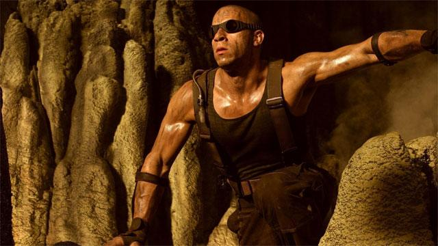 'Riddick' Dominates the Box Office Top Spot