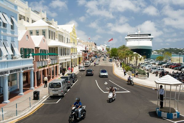 Bermuda Considered one of the world's most affluent countries, Bermuda also has among the world's highest cost of living.   While there is no income tax, workers may be asked by employers to contribut