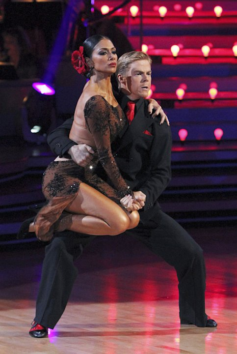 Derek Hough and Nicole Scherzinger&nbsp;&hellip;