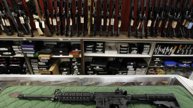 Fearful of ban, frenzied buyers swarm gun stores