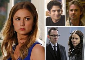 Matt's Inside Line: Scoop on Revenge, Teen Wolf, Under the Dome, POI, True Blood, Suits and More