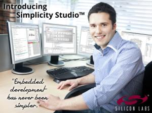 Silicon Labs Simplifies Embedded Development with Simplicity Studio Platform
