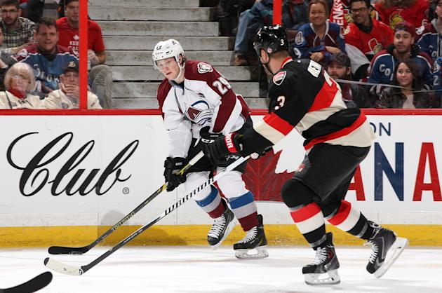 Colorado Avalanche v Ottawa Senators
