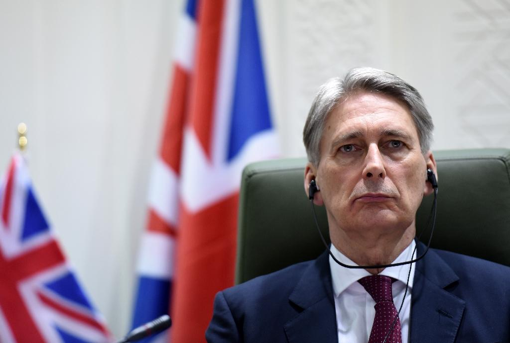 British technical support for Saudi op in Yemen: Hammond