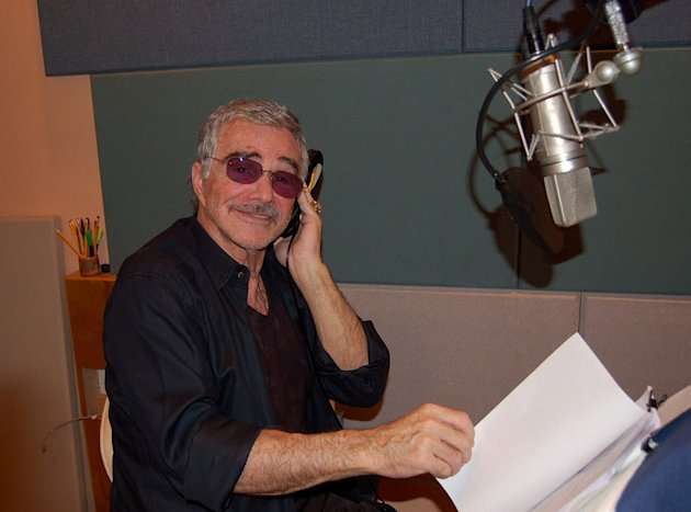 "Burt Reynolds (as himself) in ""Archer."""
