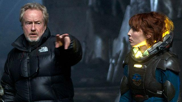 'Prometheus 2' Already in the Works?