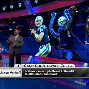 Camp Countdown: Indianapolis Colts