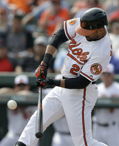 Orioles win 3rd straight, 5-1 over Yankees