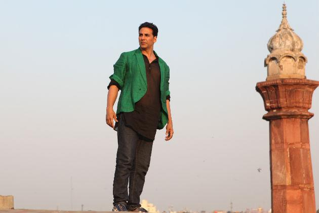 What's Akshay's Delhi connection?
