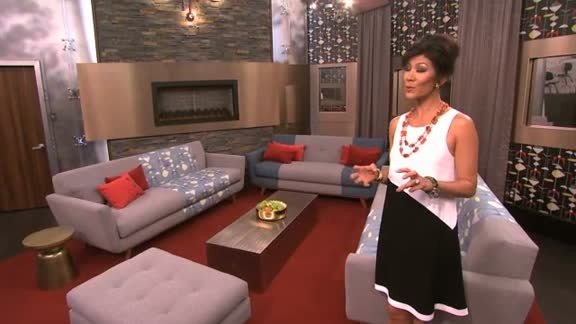 Big Brother - Julie Chen House …
