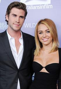 Liam Hemsworth, Miley Cyrus  | Photo Credits: Gregg DeGuire/WireImage