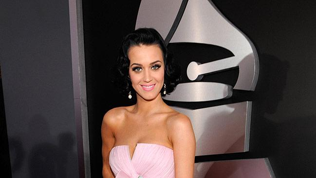 Perry Katy Grammys