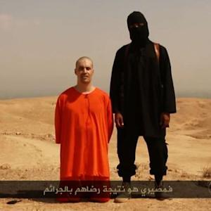 ISIS claims to have beheaded U.S. journalist