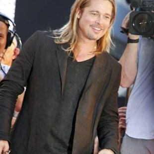 Brad Pitt attends 'World War Z' New York Premiere on June 17, 2013 in New York City -- Getty Images