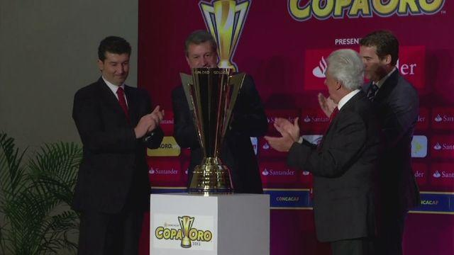 2013 CONCACAF Gold Cup trophy unveiled