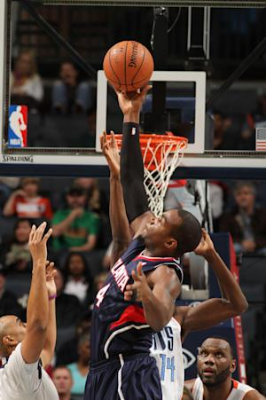 Hawks continue dominance of Bobcats 97-83