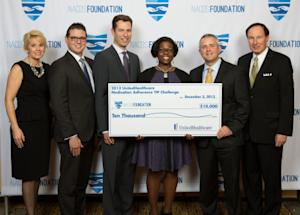UnitedHealthcare Announces Winners of 2013 Medication Adherence TIP® Challenge