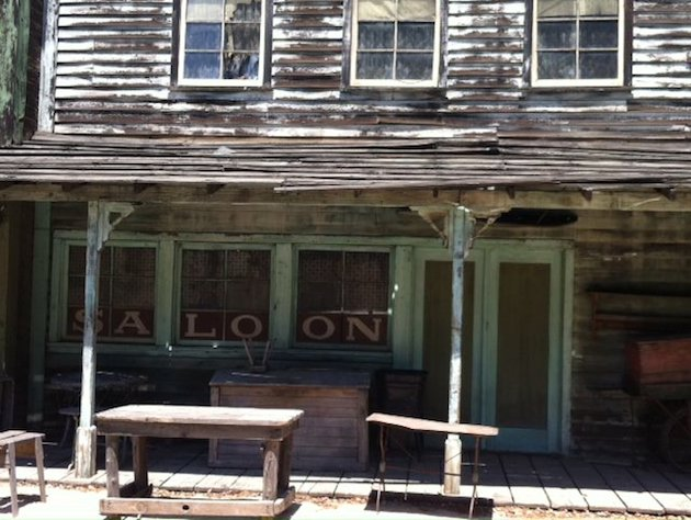 Saloon Billionaire Bill Koch builds private Old West town in Colorado