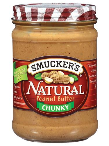 Smucker's Chunky Natural