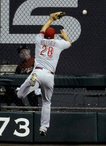 Reds beat Astros 8-3 for 5th straight win